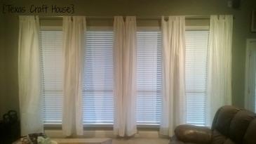 Diy Conduit Curtain Rod Texas Craft House