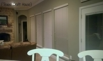 {Texas Craft House} DIY Conduit Curtain Rod