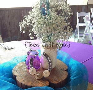 {Texas Craft House} Good Luck Horseshoe