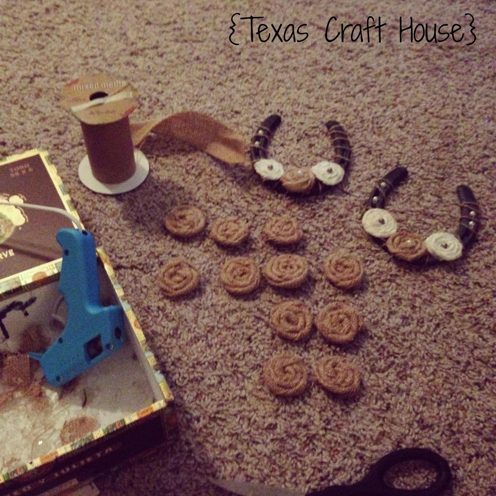Good Luck Horseshoe | Texas Craft House