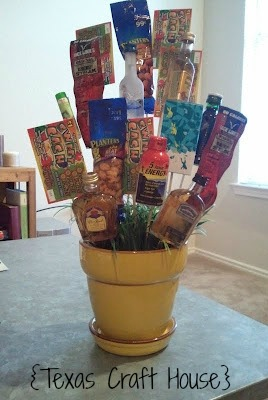 {Texas Craft House} Man Bouquet
