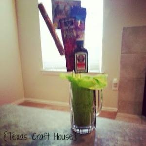 {Texas Craft House} Man Bouquet Tutorial