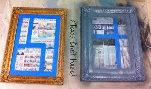 {Texas Craft House} How to Refinish Antique Mirrors