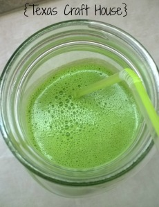 {Texas Craft House} Healthy Green Smoothie