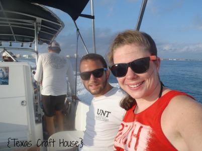 {Texas Craft House} Whale Shark Adventure