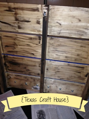 {Texas Craft House} Take any antique and turn it into a vintage sign or coat rack