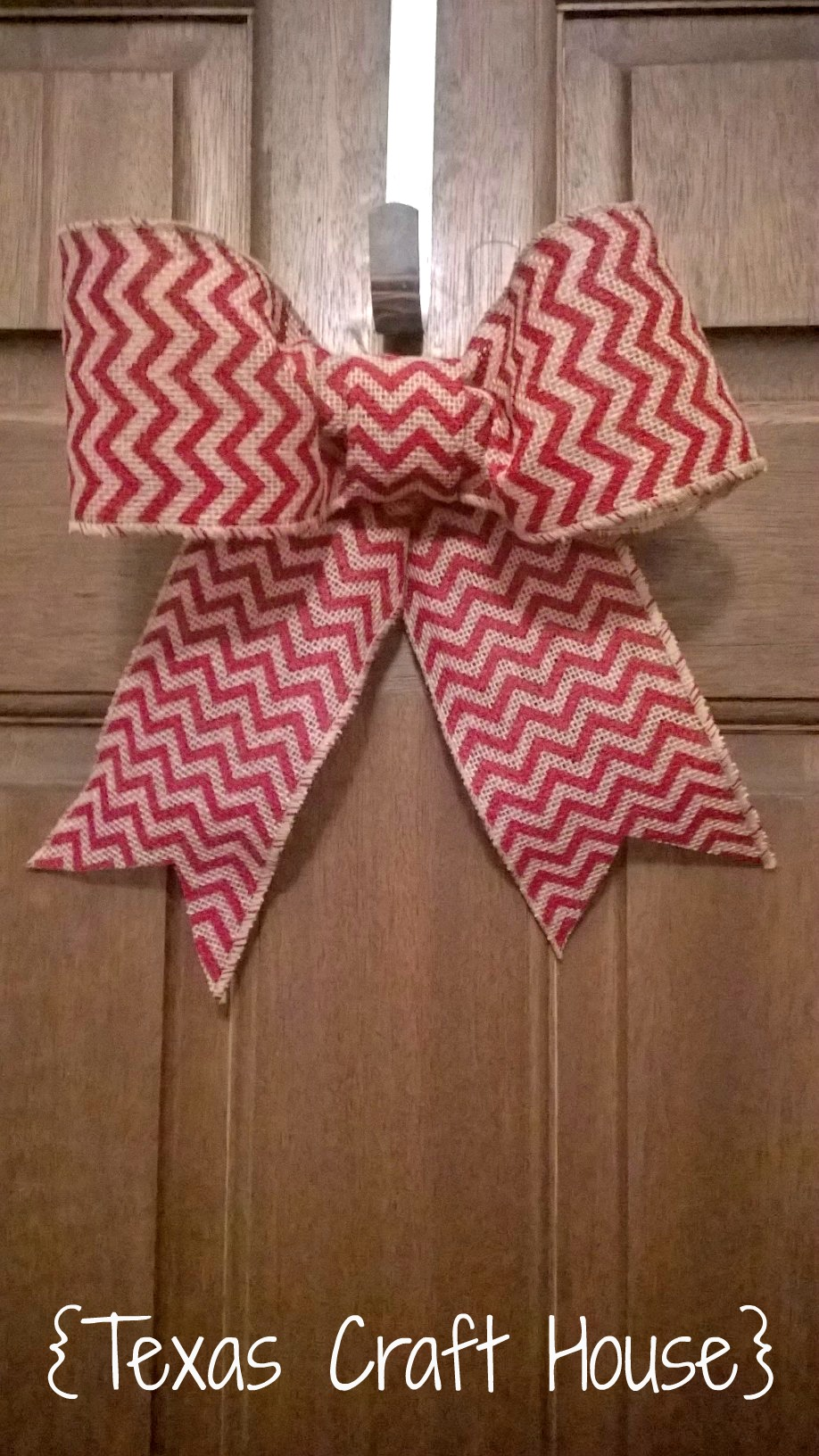 texas craft house wondering how to make a bow this blog has an