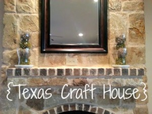 {Texas Craft House} DIY Hurricane Jars and Moss Balls. The moss balls are made out of crinkled up newspaper - GENIUS!
