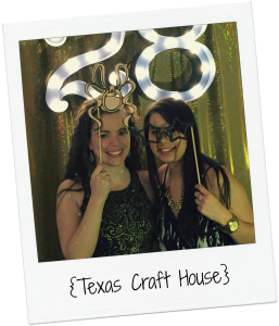 {Texas Craft House} Golden Birthday