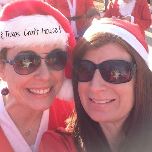 {Texas Craft House} Santa Run for My Possibilities