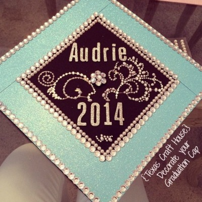 Decorate your Graduation Cap 2 | Texas Craft House