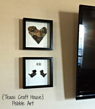 {Texas Craft House} Pebble or Rock Art