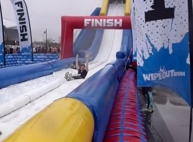{Texas Craft House} Wipeout Run Dallas