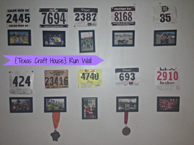 {Texas Craft House} Run Wall