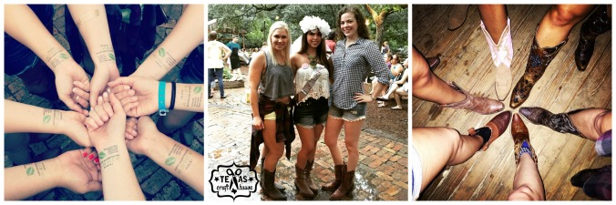 {Texas Craft House} Bachelorette Party Weekend Idea: Float the Guadalupe River and Two Step in Gruene Hall