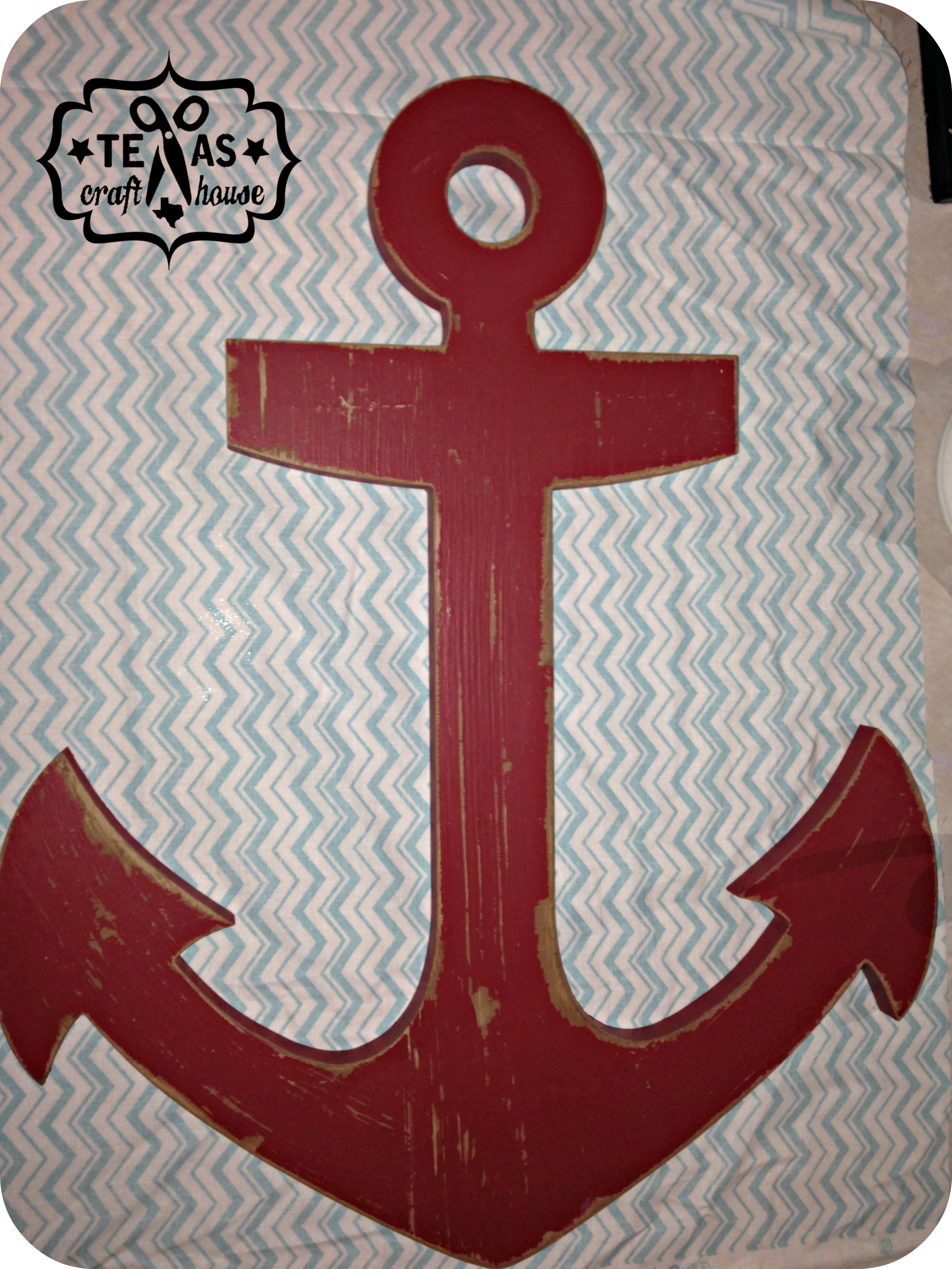 How To Make Your Own Nautical Shower Curtain