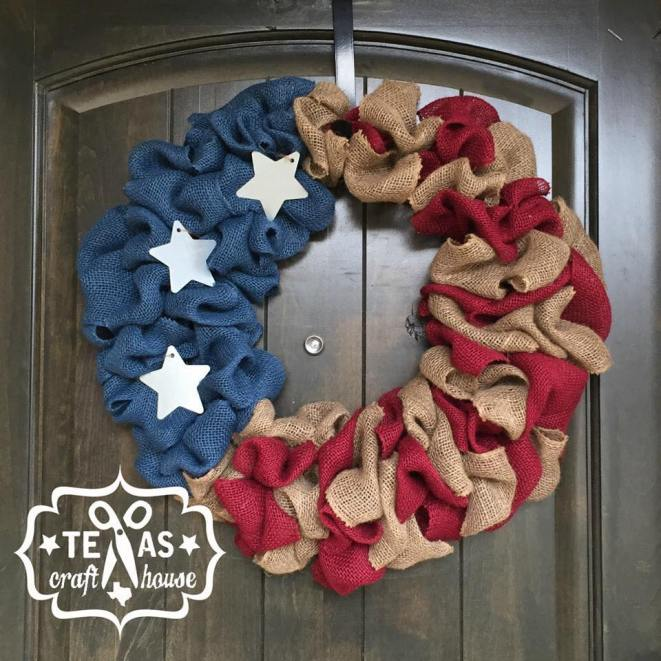 {Texas Craft House} Teaching adult craft classes at the Creative Cactus in Justin, Texas