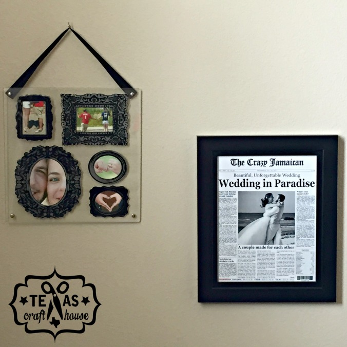 {Texas Craft House} 1st Anniversary Paper Gift Idea