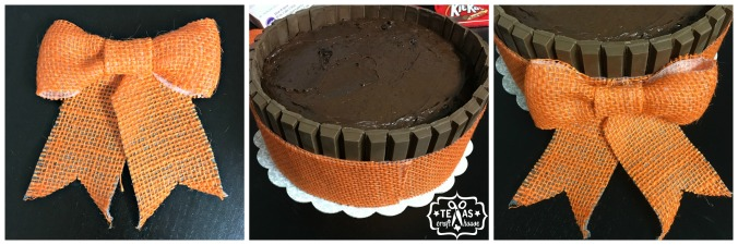 {Texas Craft House} Easy Steps to Make your own Candy Cake